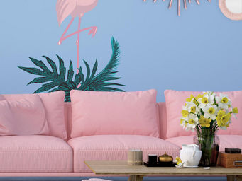 PAPERMINT - d�cor flamingo - Adhesivo