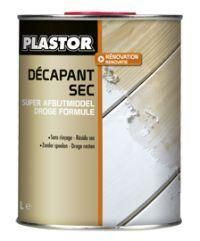 PLASTOR -  - Decapante