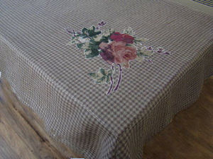 Coquecigrues - nappe lady godiva - Mantel Cuadrado