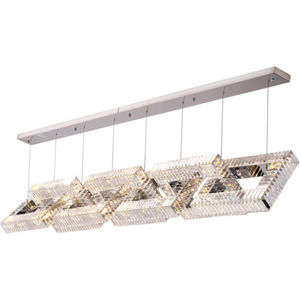 ALAN MIZRAHI LIGHTING - am7007 geometric - Araña