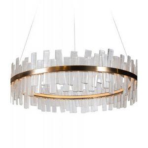 ALAN MIZRAHI LIGHTING - jt110 coup d'eclat chandelier - Araña
