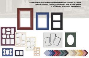 Actua Concept Collection -  - Paspartú
