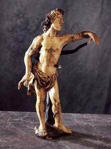 Bertrand Klein - saint sébastien - Escultura