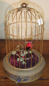 ANTIQUITES THUILLIER - cage à oiseaux - Jaula De Pájaros