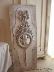 Le Grenier d'Alice - miroir05 - Espejo
