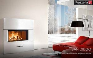 PIAZZETTA DESIGN - design 1009668 - Chimenea De Hogar Cerrado