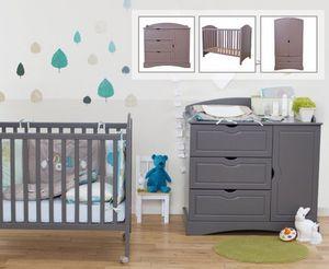 Natalys - pimprenelle - Habitación Bebé 0 3 Años