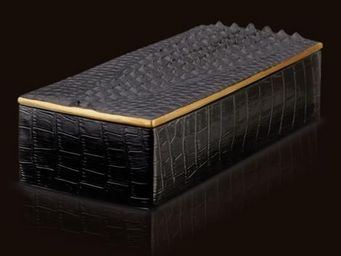 L'OBJET - desk accessories crocodile - Caja Para Bolígrafos