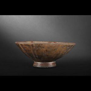 Expertissim - coupe en céramique. equateur, tuncahuan - Vaso De Ofrendas