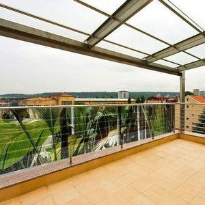 PRISMAFLEX international - brise-vue balcon jungle 3m - Visillos A Media Altura