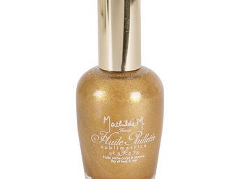 Mathilde M - huile paillet�e sublimatrice 50 ml - Aceite Para Ba�o