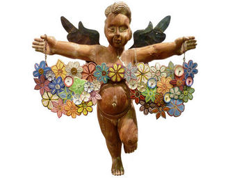 ART UNIC - ange - Decoraci�n De �rbol De Navidad