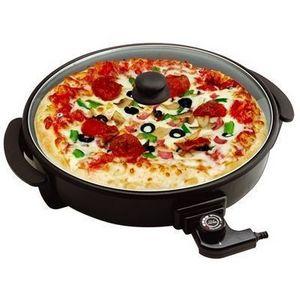 TECHWOOD - four pizza noir - Horno Para Pizza