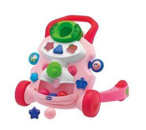 CHICCO - trott'gym rose - Andador Para Bebé