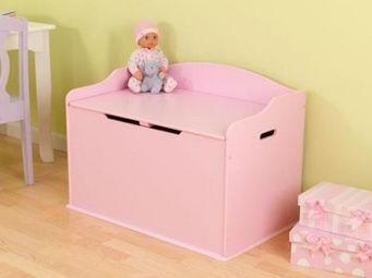 KidKraft - coffre jouets en bois rose kidkrat - Ba�l Para Juguetes