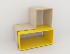 MALHERBE EDITION - caisson rectangulaire - Mueble Modular