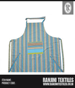 RANJINI TEXTILES -  - Delantal De Cocina