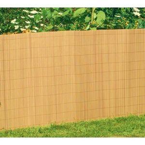 JET 7 GARDEN - canisse en pvc imitation bambou jet7garden - Separación De Bambú
