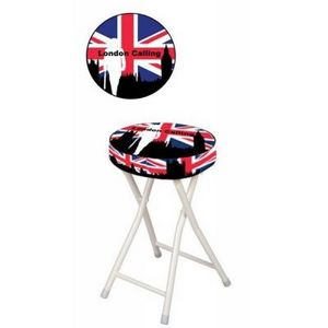 International Design - tabouret pliant london - Taburete Plegable