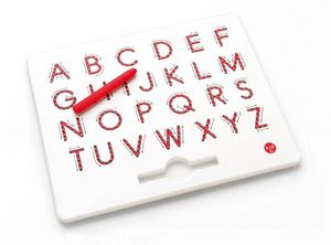 Kid O - tablette magnétique j'apprends les lettres majusc - Juego De Actividades