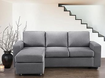 BELIANI - sofa simple - Sofá Modular