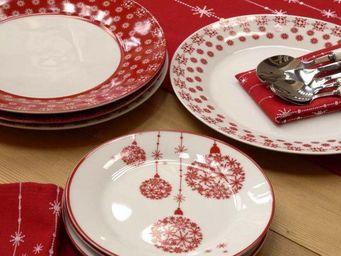 Interior's -  - Vajilla Para Navidad Y Fiestas