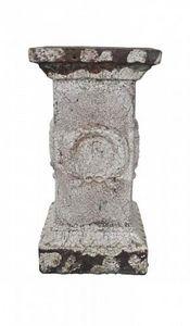 Demeure et Jardin - colonne - Ornamento De Jardín