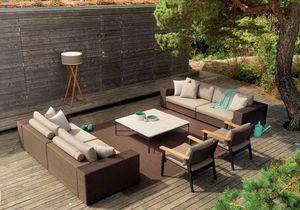 Triconfort - hardy - Sofá Para Jardín