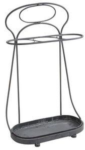 Aubry-Gaspard - porte-parapluies en métal - Paragüero