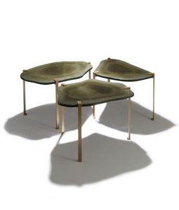 Negropontes - turtle - Mesa De Centro Forma Original