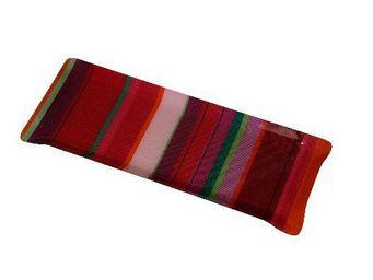 Les Toiles Du Soleil - petit sandia rouge - Bandeja Rectangular Para Sándwich
