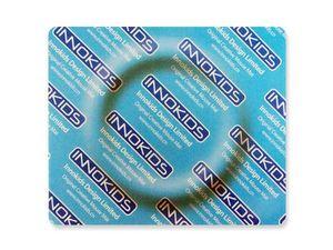 WHITE LABEL - tapis informatique paquet préservatif tapis de sou - Alfombrilla De Ratón