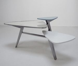 OA CREATION - table basse forme originale 1235678 - Mesa De Centro Forma Original