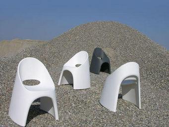 Mathi Design - chaise slide amélie - Silla De Jardín