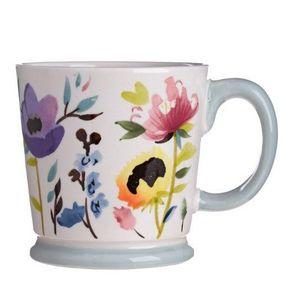 BLUEBELLGRAY - hand paint garden  - Taza
