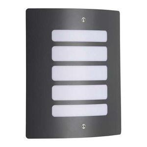 Brilliant - todd - applique extérieur gris h29cm | luminaire d - Aplique De Exterior