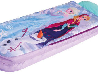 ROOM STUDIO - lit gonflable junior readybed reine des neiges - Cama Para Niño