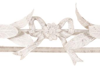 Antic Line Creations - ciel de lit noeud métal - Cielo De Baldaquino
