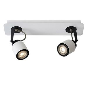 LUCIDE - spot double orientable dica led h14 cm - Foco Proyector