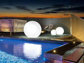 Lyxo by Veca - sfera luminosa - Lampara De Jardin