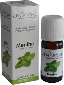 ZEN AROME - huile essentielle de menthe - Aceite Esencial