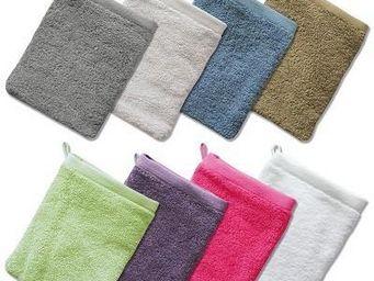 Liou - gants de toilette - Guante De Aseo