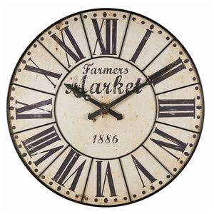 Maisons du monde - farmers market - Reloj De Pared