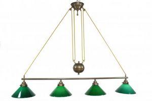 Garcia Requejo - Candelabro -  - Lámpara De Billar