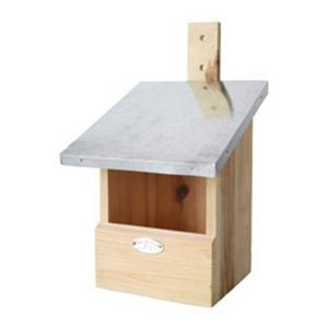 Esschert Design - nichoir rouge-gorge - Casa De Pájaros