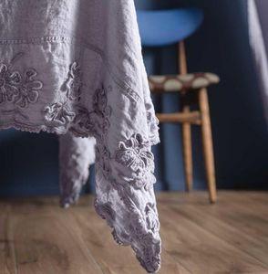 la FABBRICA del LINO - petali - Mantel Cuadrado