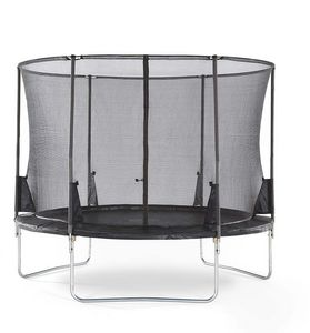 Plum - trampoline avec filet innovant 3g spacezone 305 cm - Cama Elástica