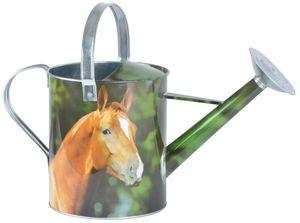 Esschert Design - arrosoir animaux de la ferme cheval - Regadera