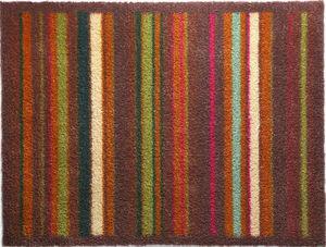 HUG RUG - tapis en fibres naturelles à rayures 65x150 cm str - Felpudo