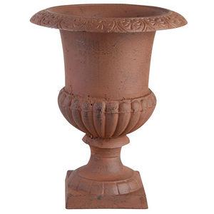 Esschert Design - vase médicis en fonte - Jarrón Medicis